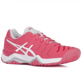 Asics Gel Challenger 11 Donna Rouge Red / White
