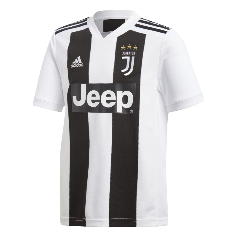T Mm Bambino Juve Nerobianco Adidas Shirt Acquista Home Cf3496 AqznPd
