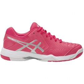 Asics Donna Gel-Game Rouge Red/Silver