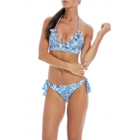 Effek Bikini Donna Fantasia Azzurro ... ddd8d40465e3