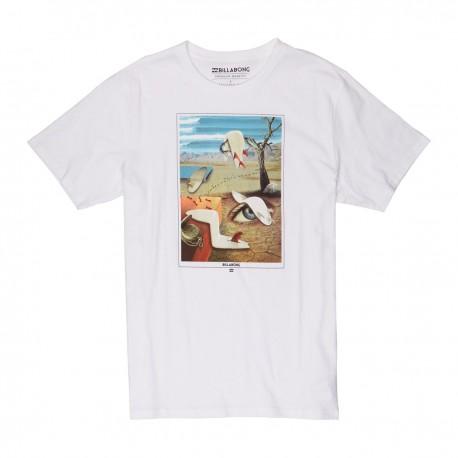Billabong T-Shirt Dali Bianco