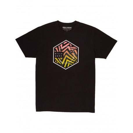 Billabong T-Shirt Logo Nero