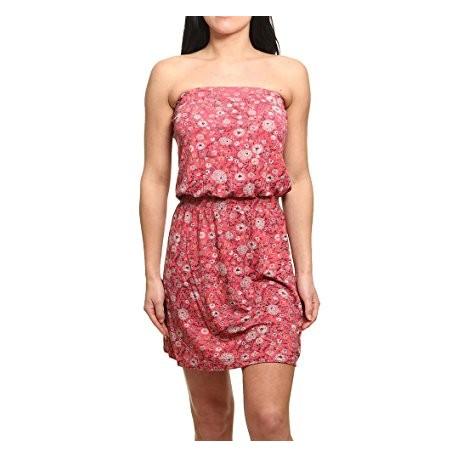 Billabong Vestito Donna Copricostume  Rosso