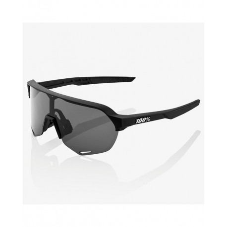100% Occhiale S2  Soft Tact Black