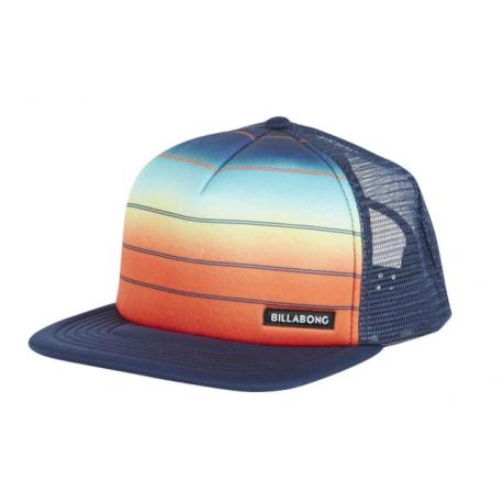 Billabong Cappello Truck Fantasia  Arancio