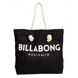 Billabong Borsa Logo Nero