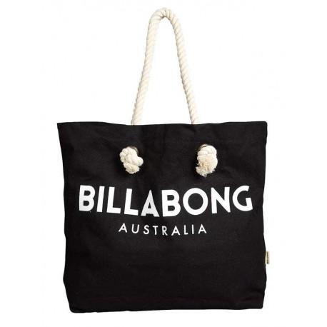 Billabong Borsa Logo Nero
