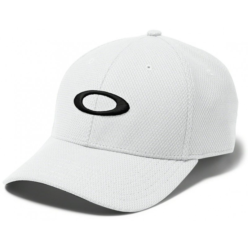 Oakley Cappello Golf Ellipse Bianco 91809-100 - Acquista online su ... b7a263c6c8a9