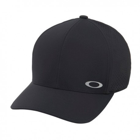 Oakley Cappello Perforated  Nero