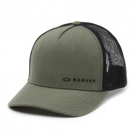 Oakley Cappello Truck Logo  Verde