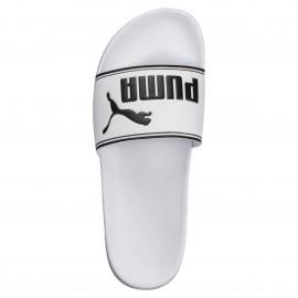 Puma Ciabatta Leadcat  Black/White