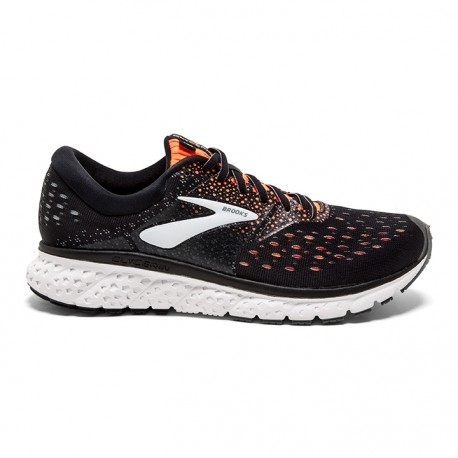 Brooks Glycerin 16  Black/Orange