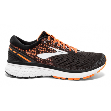 Brooks Ghost 11  Black/Silver