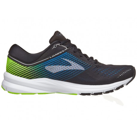 Brooks Launch 5  Black/Blue