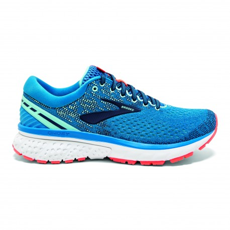 Brooks Ghost 11  Blue/Navy Donna
