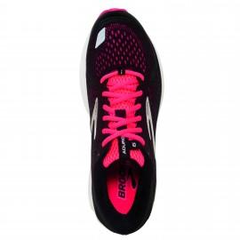 Brooks Aduro 6  Black/Pink Donna