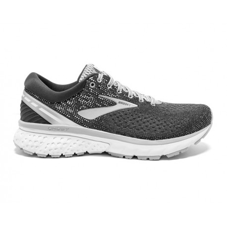 Brooks Ghost 11  Ebony/Grey Donna