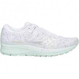 Saucony Ride Iso  White Noise Donna