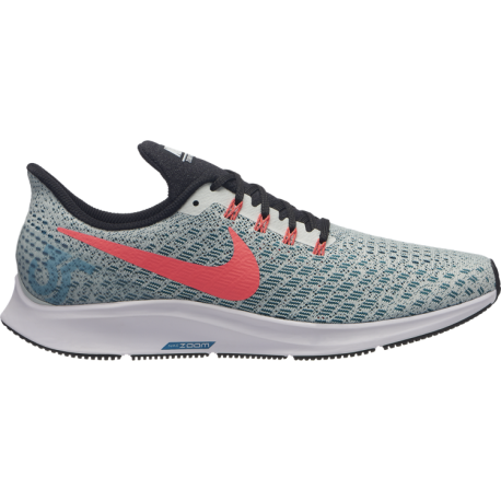 Nike Air Zoom Pegasus 35  Barely Grey/Hot Punch