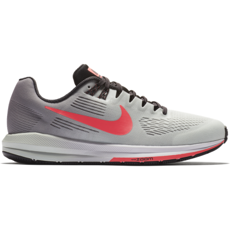 Nike Air Zoom Structure 21  Grigio/Punch Donna