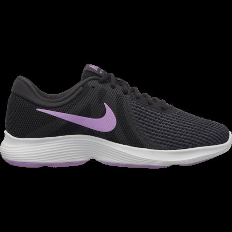 Nike Revolution 4 Eu  Nero/Rosa Donna