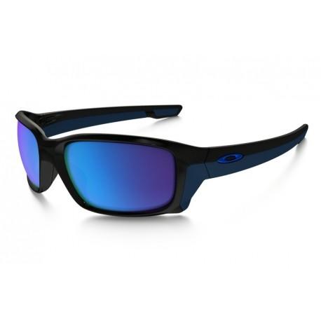Oakley Occhiale Straightlink Pol Blu/Sapphire Irid