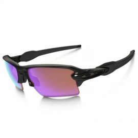 Oakley Occhiale Flag 2.0 XL Pol Black/Prizm Golf