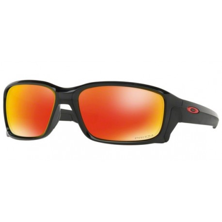 Oakley Occhiale Straightlink Black Ink/Prizm Ruby