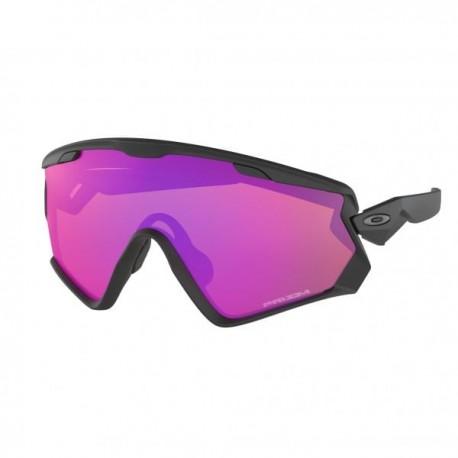 Oakley Occhiale Wind Jacket 2.0 Matte Blk/Prizm Trail