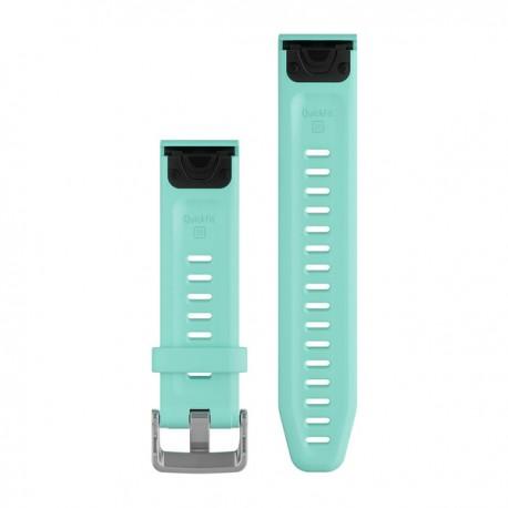 Garmin Cinturino Fenix 5S Plus Azzurro