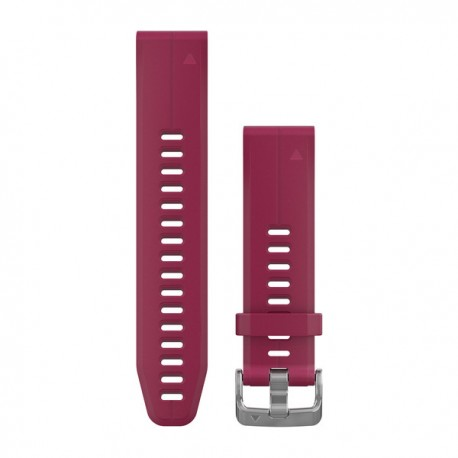 Garmin Cinturino Fenix S5 Plus Rosso