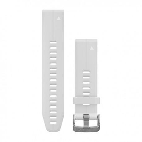 Garmin Cinturino Fenix 5S Plus Bianco