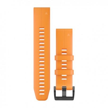 Garmin Cinturino Fenix 5 Plus Arancio