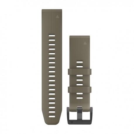 Garmin Cinturino Fenix 5 Plus Marrone