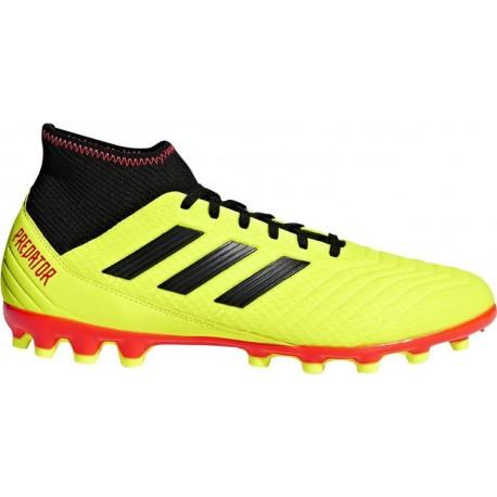 Adidas  Predator 18.3 Ag Giallo/Rosso