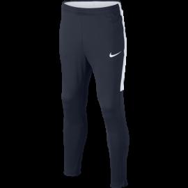 Nike Pantalone Bambino Dry Academy Blu/Bianco