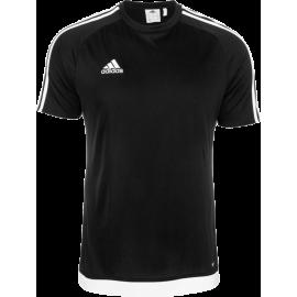ADIDAS t-shirt bambino mm estro 15 team nero/bianco