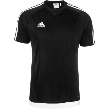 Adidas T-Shirt Mm Estro 15 Team Nero/Bianco