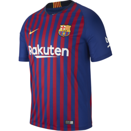 Nike T-Shirt Mm Fcb Home Royal/Oro