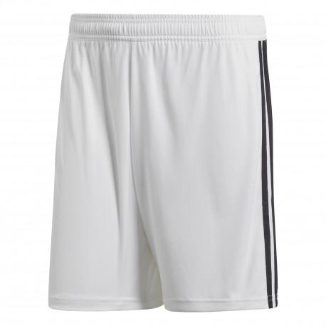 Adidas Short Juve Home Bianco