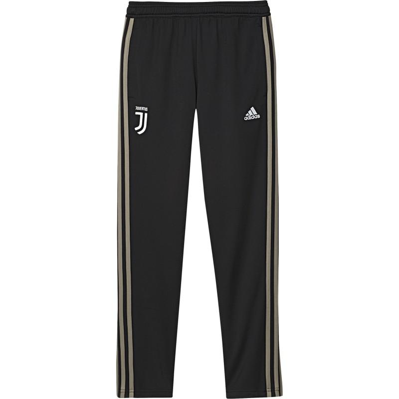 nuovo di zecca 4b799 58071 ADIDAS pantalone juve poly nero/beige uomo