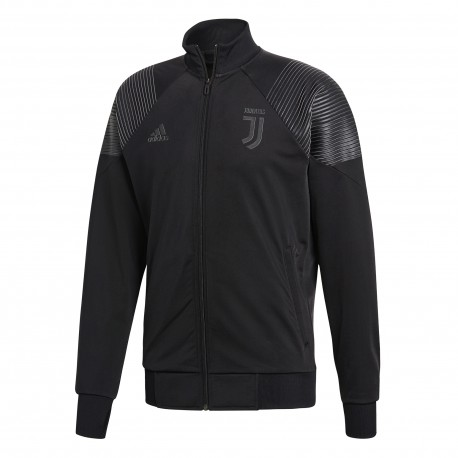 Adidas Felpa Juve Icon Nero
