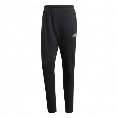 Adidas Pantalone Juve Cotton Nero