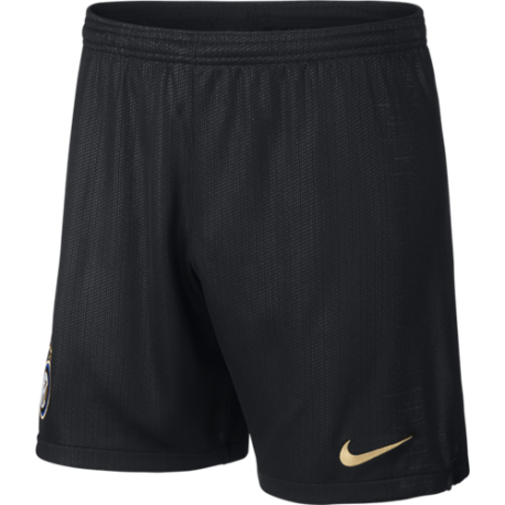 Nike Short Inter Home Nero/Oro