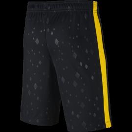 Nike Short Bambino  Nyr Dry Academy Nero/Giallo