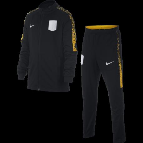 Nike Tuta  Bambino Nyr Dry Academy Nero/Giallo