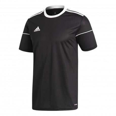 Adidas T-Shirt Mm Squadra Team Nero/Bianco