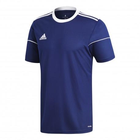 Adidas T-Shirt Bambino Mm Squadra Team Blu/Bianco
