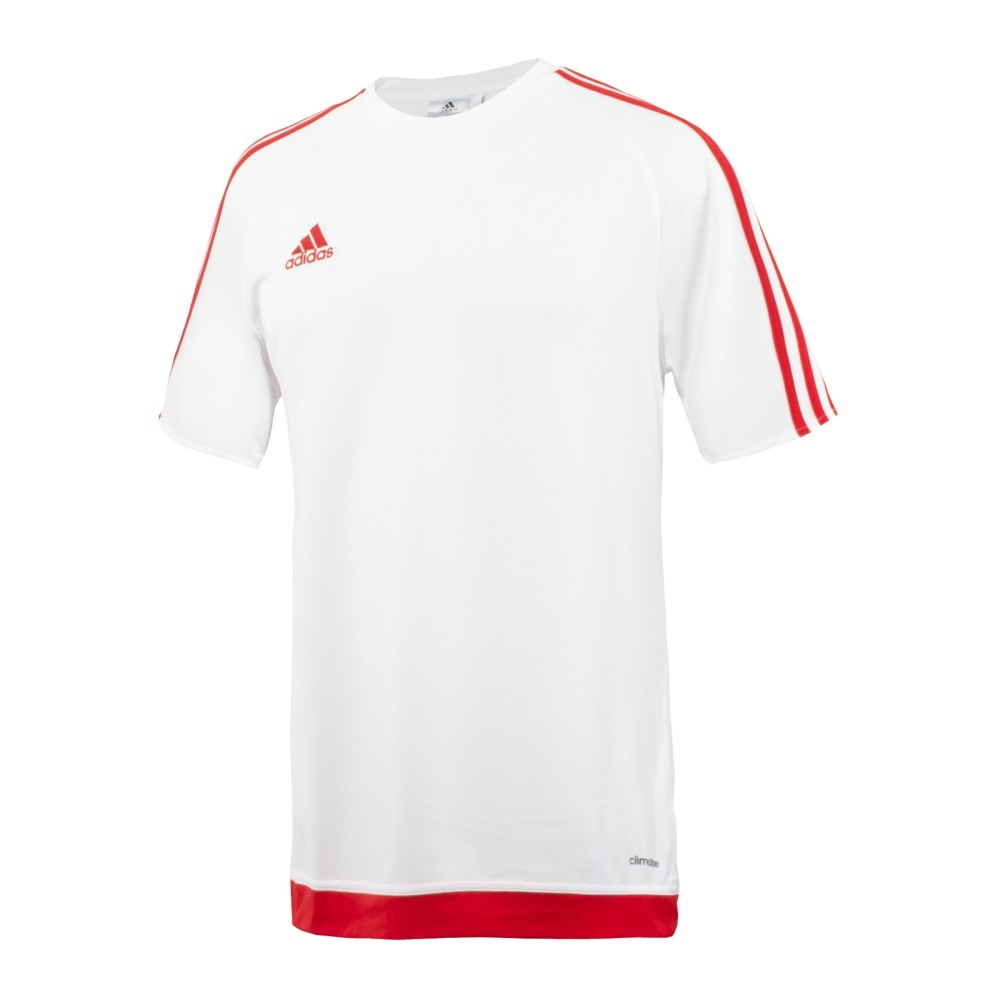 adidas bianco rosso