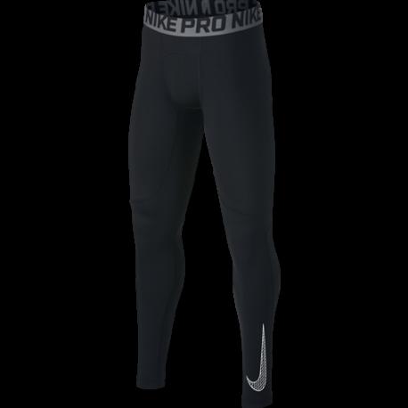 Nike Calzamaglia Bambino Pro Core Nero